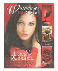 Women's LifeStyle Magazine, Maureen Perideaux editor in chief